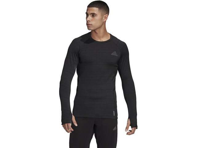 adidas Adi Runner LS Shirt Men black